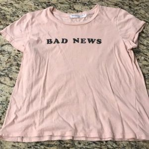 Bad News top